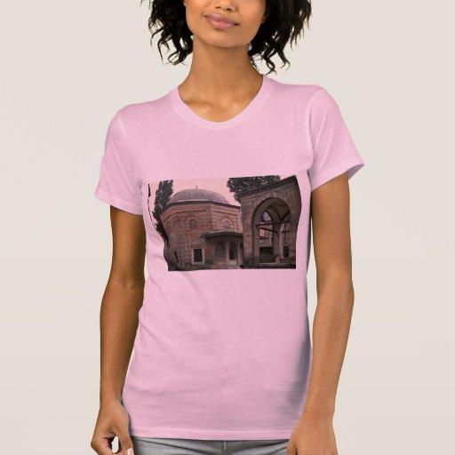 Edificios en estilo islámico camisetas