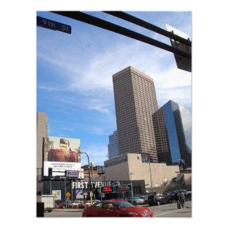 Edificios en la primera avenida y 7mos en fotografías