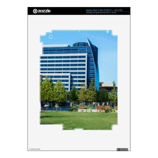 Edificios Pegatinas Skins Para iPad 3