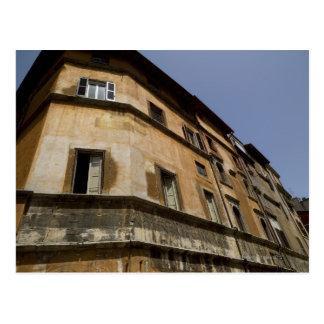 Edificios resistidos, Roma, Italia 2 Postales