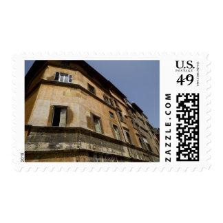 Edificios resistidos, Roma, Italia 2 Sello