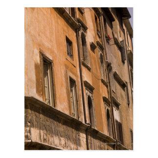 Edificios resistidos, Roma, Italia 3 Tarjetas Postales