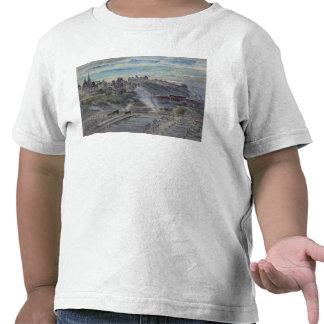 Edimburgo de la capilla de St Anthony cercano Camisetas