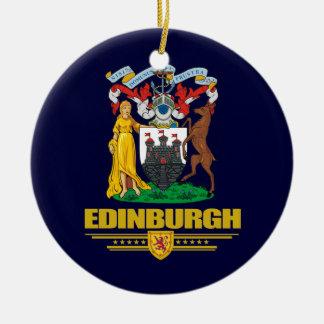 Edimburgo Ornamento Para Arbol De Navidad