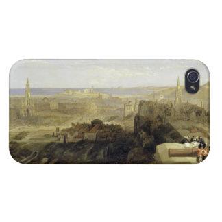 Edimburgo del castillo 1847 iPhone 4 funda