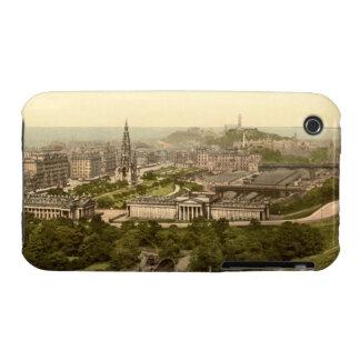 Edimburgo del castillo Escocia iPhone 3 Cárcasa