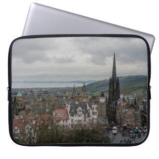 Edimburgo, Escocia Funda Computadora
