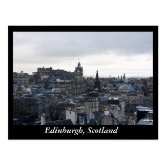 Edimburgo Escocia Tarjetas Postales