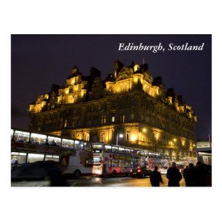 Edimburgo Escocia Postales