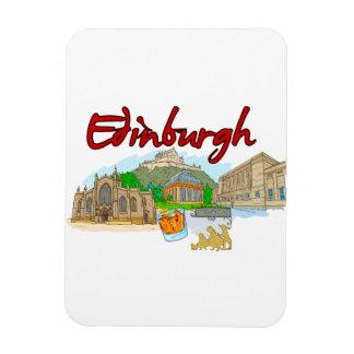 Edimburgo - Scotland.png Imán Flexible