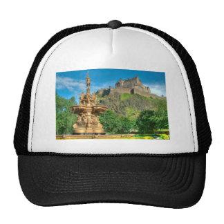 Edinburgh Castle 9082 Trucker Hat