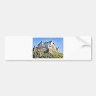 Edinburgh Castle Bumper Sticker