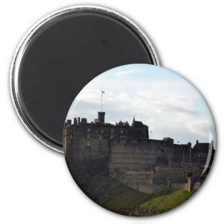 Edinburgh Castle Fridge Magnets