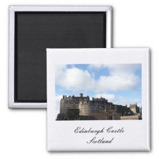 Edinburgh Castle in Scotland Magnet