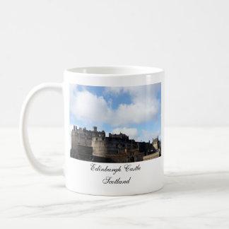 Edinburgh Castle in Scotland Mug