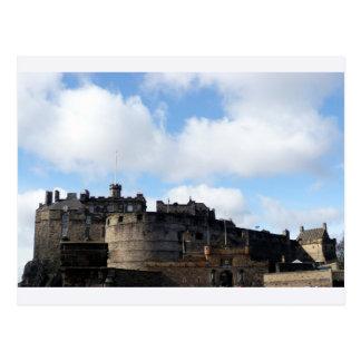 Edinburgh Castle in Scotland Post Cards