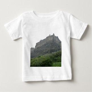 Edinburgh Castle in the Mist Baby T-Shirt