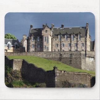 edinburgh castle mouse pad