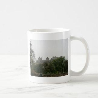 Edinburgh Castle Classic White Coffee Mug
