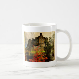 Edinburgh Castle Coffee Mugs