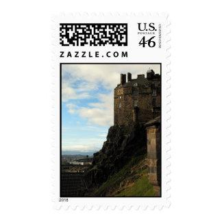 Edinburgh Castle Stamps