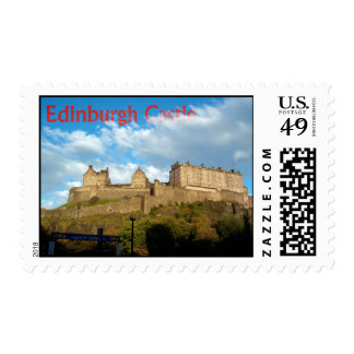 Edinburgh Castle Postage