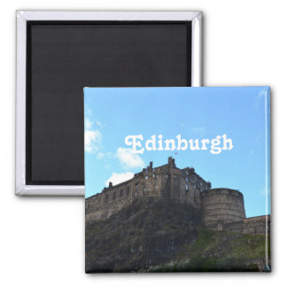 Edinburgh Castle Refrigerator Magnet
