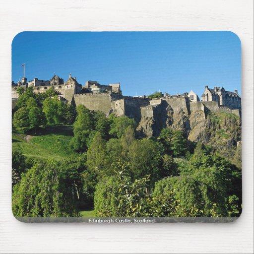 Edinburgh Castle, Scotland Mouse Pad