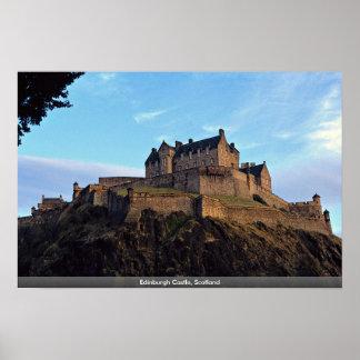 Edinburgh Castle, Scotland Posters