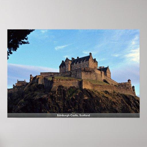 Edinburgh Castle Posters | Redbubble