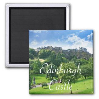 Edinburgh Castle, Scotland Refrigerator Magnet