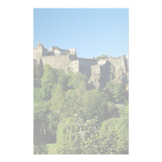 Edinburgh Castle, Scotland Stationery