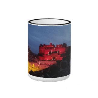 Edinburgh Castle Tattoo Mugs