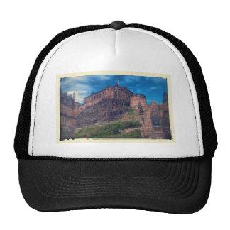 Edinburgh Castle Trucker Hat