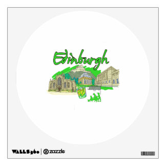 edinburgh city green travel vacation image.png room sticker