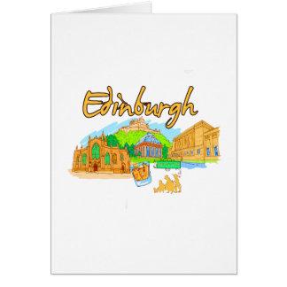 edinburgh city orange travel vacation image.png card
