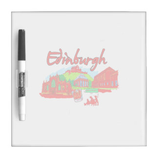 edinburgh city red travel vacation image.png dry erase boards