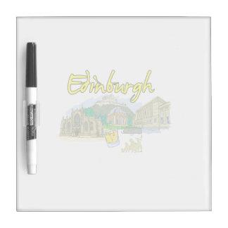 edinburgh city travel vacation image.png Dry-Erase board