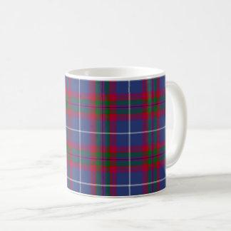 Edinburgh District Tartan Coffee Mug