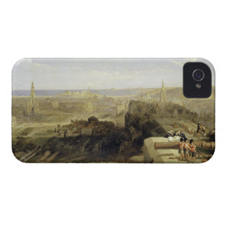 Edinburgh from the Castle 1847 iPhone 4 Case-Mate Case