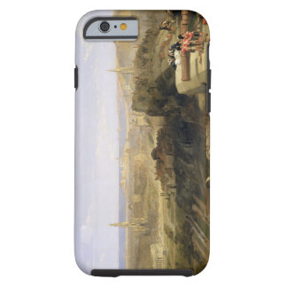 Edinburgh from the Castle, 1847 (oil on canvas) Tough iPhone 6 Case