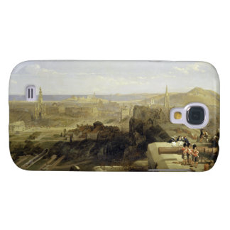 Edinburgh from the Castle 1847 Samsung Galaxy S4 Case