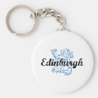 Edinburgh Keychain