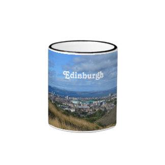 Edinburgh Ringer Coffee Mug