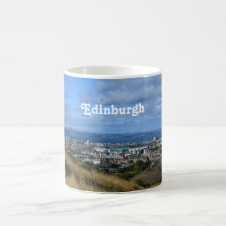 Edinburgh Classic White Coffee Mug