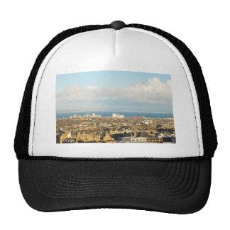Edinburgh panorama trucker hat