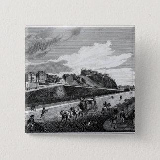 Edinburgh Pinback Button