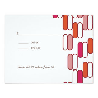 Edinburgh Response Card: Berry Card