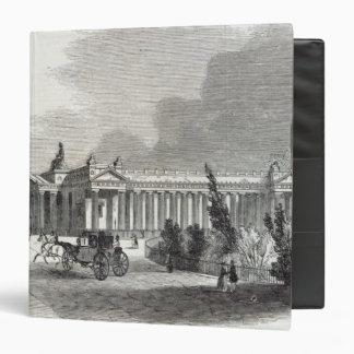 Edinburgh: Royal Institution and Scott Binder