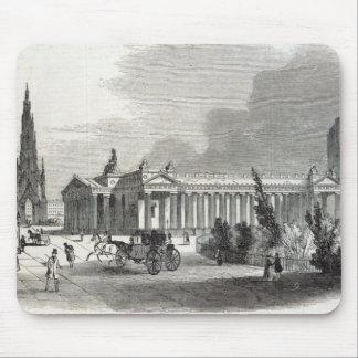 Edinburgh: Royal Institution and Scott Mouse Pad